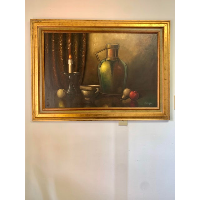 Traditional Still Life Painting For Sale - Image 13 of 13