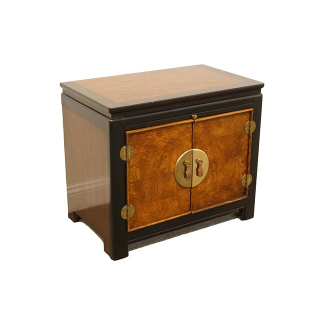 new product e541c 70570 20th Century Chinoiserie Wooden Nightstand