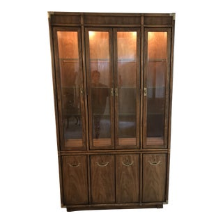Campaign China Cabinet by Drexel