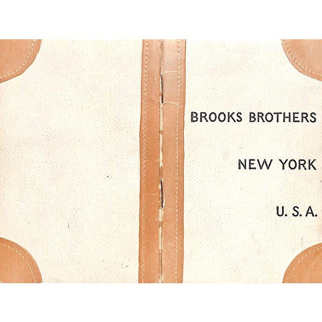 Brooks Brothers: The Packing of Your Luggage For Sale