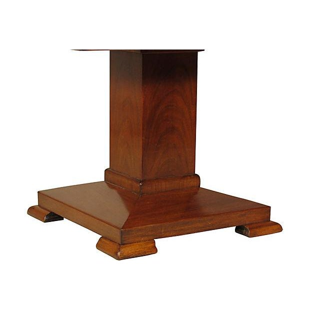 19th Ameican Empire Mahogany Breakfast Table - Image 5 of 6