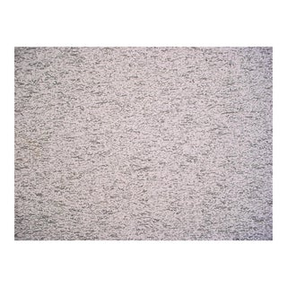 Romo Zinc Sandstone Pebble Gray Tweed Chenille Upholstery Fabric- 2-7/8 Yards For Sale