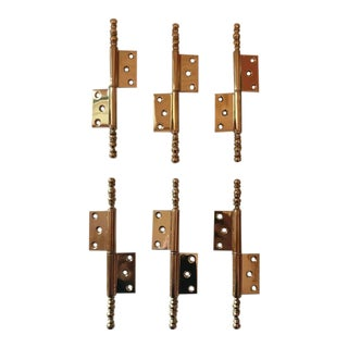 Nanz French Door Hinges - Set of 6 For Sale