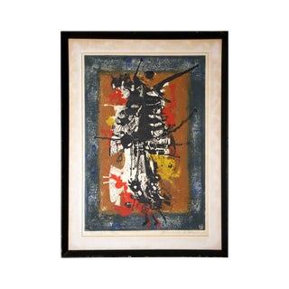 """Heinrich Wilthelm """"Eroica"""" Framed Lithograph Print For Sale"""