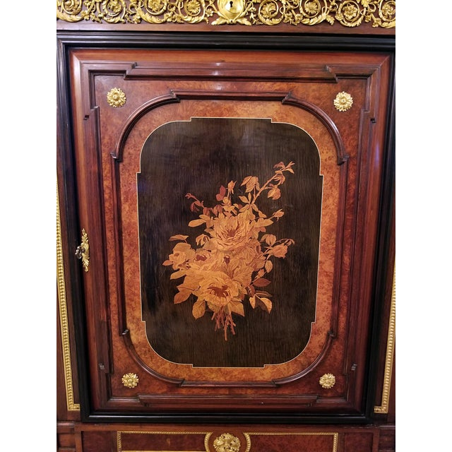 19th Century Louis XVI Style Cabinet - High Quality For Sale - Image 9 of 13