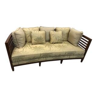 Tommy Bahama Mid Century Modern Sofa by Lexington For Sale