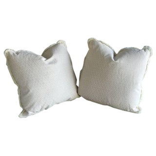 French Country Style Decorative Pillow - 2 For Sale