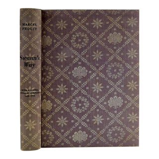 Swann's Way by Marcel Proust Book For Sale