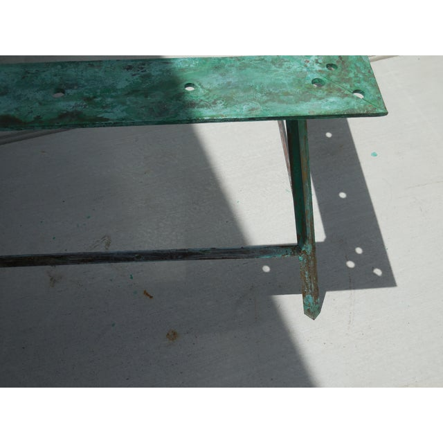 Bronze And Brass Coffee Table - Image 10 of 11