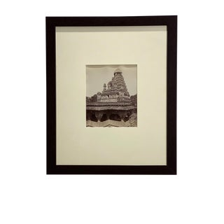 Antique Photograph of Kailasa Temple, India For Sale