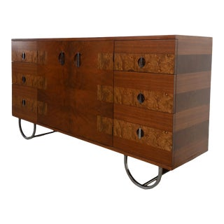 1930s Herman Miller Gilbert Rohde Credenza For Sale