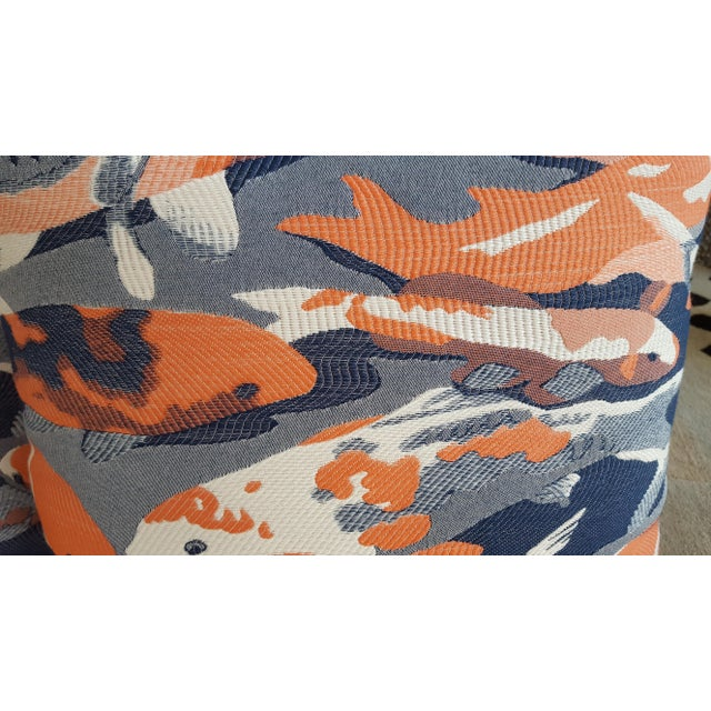 Contemporary Beko Flamingo Pillows - A Pair For Sale - Image 6 of 9