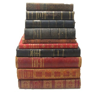 Antique French Book Collection, S/10 Preview