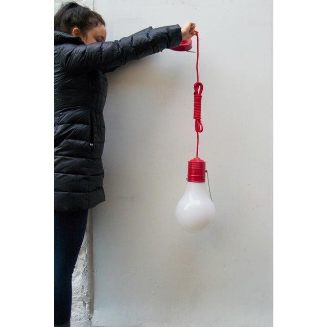 Pop Art Ingo Maurer Light For Sale - Image 4 of 4