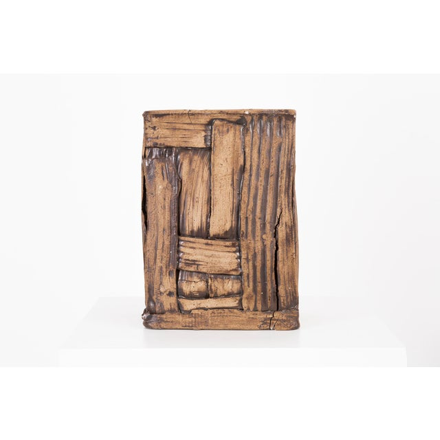 Marilyn Levine Marilyn Levine Pottery Pillow Sculpture For Sale - Image 4 of 9