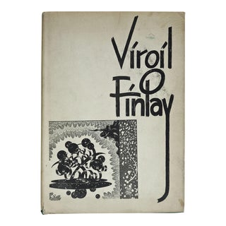"""""""Virgil Finlay"""", Selected Illustrations For Sale"""