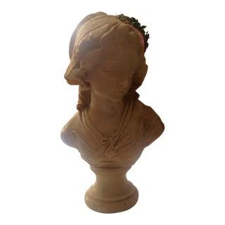 Apollo Belvedere Plaster Bust Statue
