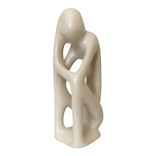 Thinking Figure Sculpture For Sale