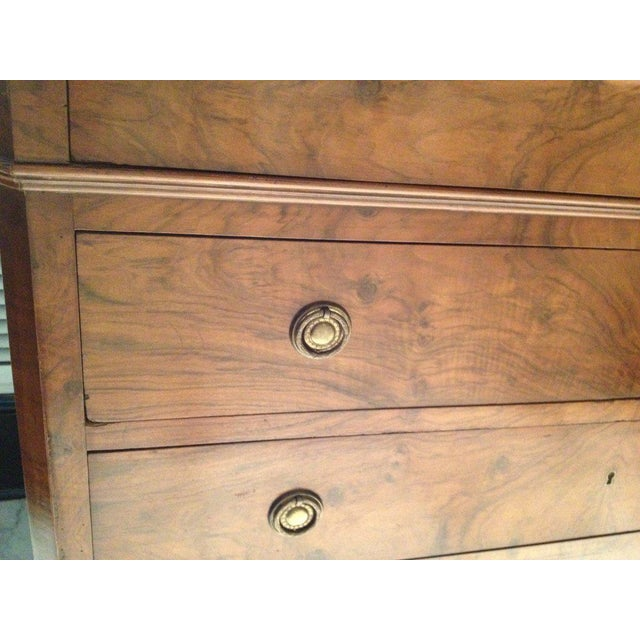 Early 19th Century Louis Philippe Commode For Sale - Image 5 of 7