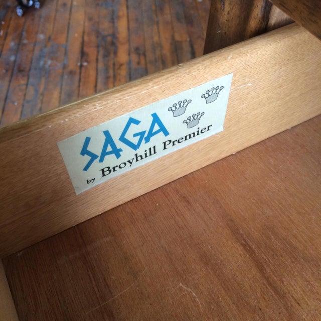 Broyhill Saga Highboy Dresser - Image 7 of 10