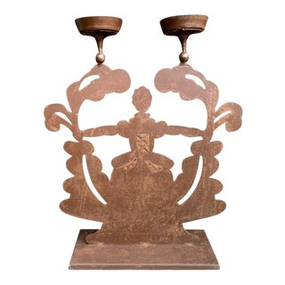 Hearth Candle Holder For Sale