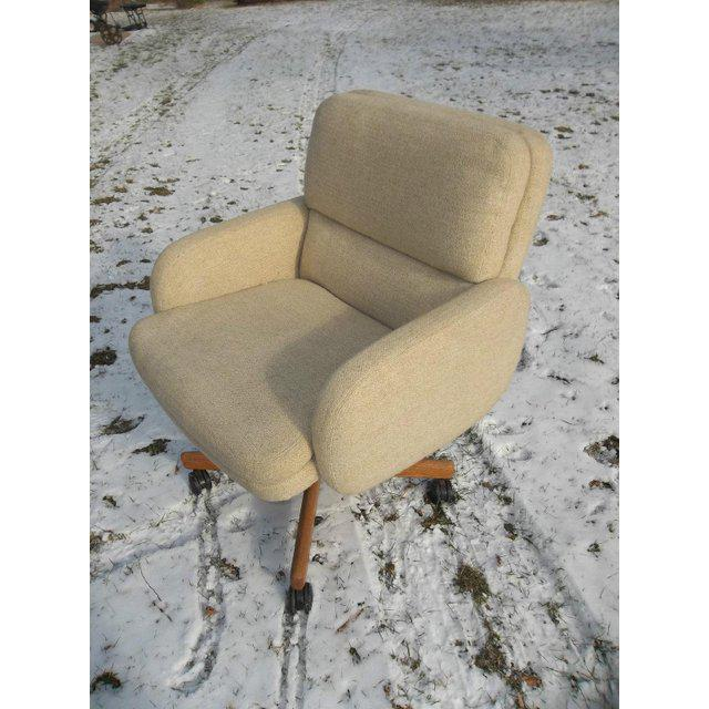 Danish Modern Scandiline Mid-Century Danish Modern Office Chair For Sale - Image 3 of 6
