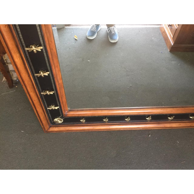 Theodore Alexander Theodore Alexander Empire Style Mirror For Sale - Image 4 of 6