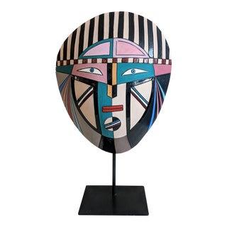 "Vintage Louis Mendez ""Cosmic Ruler"" Sculpture"