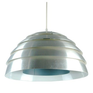 "Scandinavian Modern Ceiling Light ""Dome"" by Hans-Agne Jakobsson"