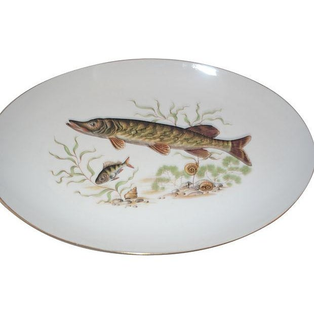 Bone China Fish Platter - Image 3 of 3