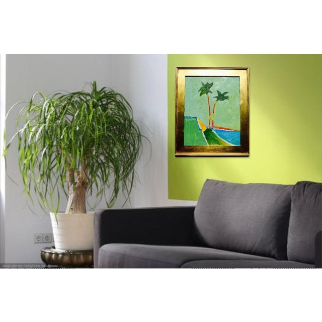 Boho Chic California Palms For Sale - Image 3 of 9