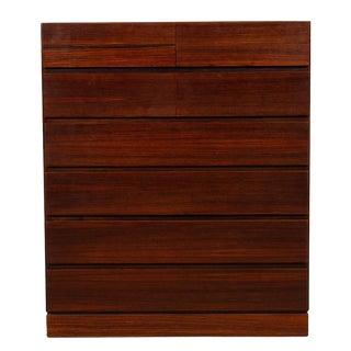 Vinde Mobelfabrik Danish Modern Rosewood Dresser