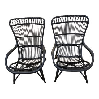 Modern Monet Sika Chairs - A Pair For Sale