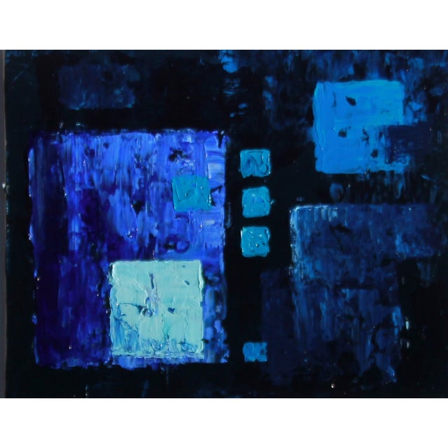 """""""Box Arrangement #6"""" Painting by C. Plowden - Image 1 of 2"""