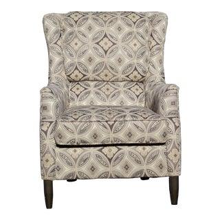 "Arhaus ""Alex"" Custom Upholstered Club Chair"