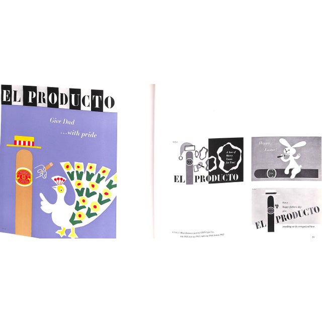 Paul Rand: His Work from 1946 to 1958 For Sale In New York - Image 6 of 11