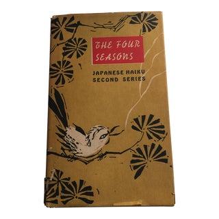 The Four Seasons Japanese Haiku, 1958