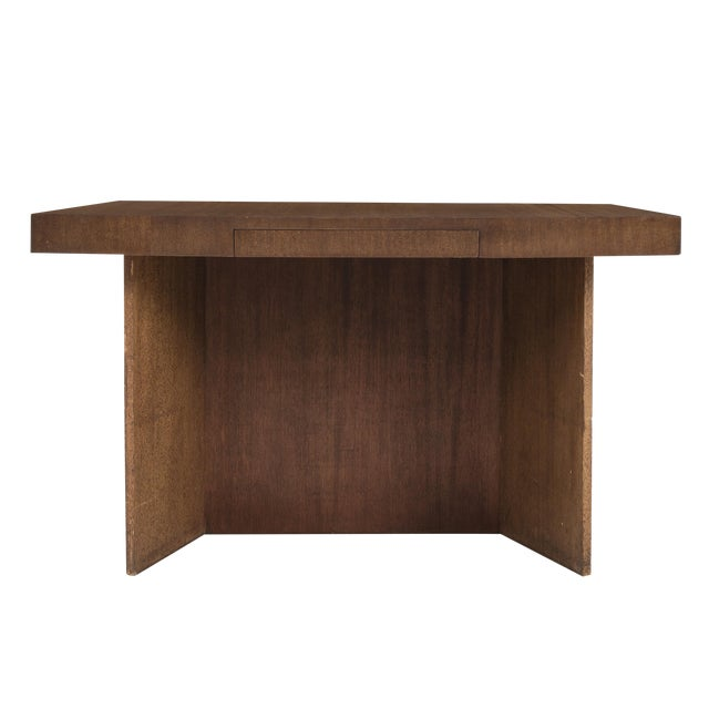Frank Lloyd Wright Partners Desk For Sale