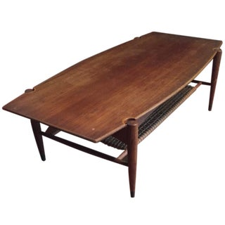 Dux Mid-Century Coffee Table For Sale