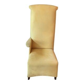 1980s Vintage Alberto Lievore Carmenes Manolete Armchair For Sale