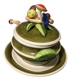 Image of Figurative Soup Tureens