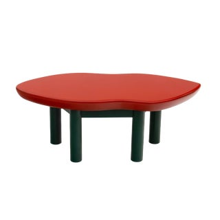 Joan Crawford Lips Coffee Table by Jay Spectre For Sale
