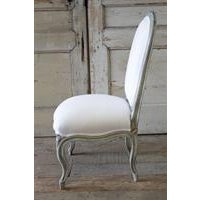 20th Century Painted & Upholstered Louis XV Style Child's Chair - Image 3 of 6