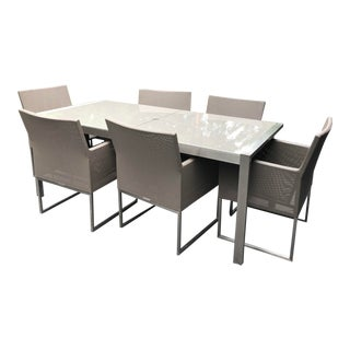 Dune Rectangular Dining Set