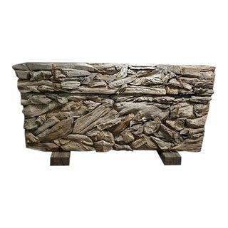 Flemish Wood Carved Panel For Sale