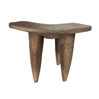 African LG Senufo Stool or Table I coast