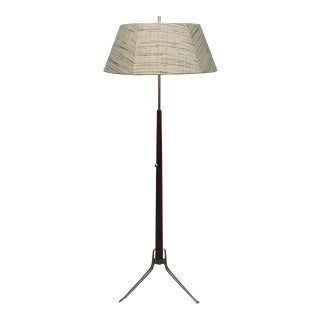 Mid Century Modern Gerald Thurston Floor Lamp For Sale
