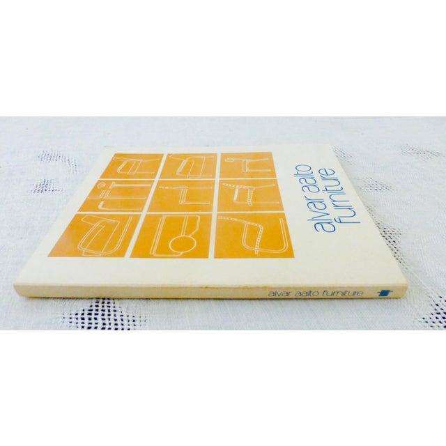 Alvar Aalto Alvar Aalto Furniture Book For Sale - Image 4 of 9