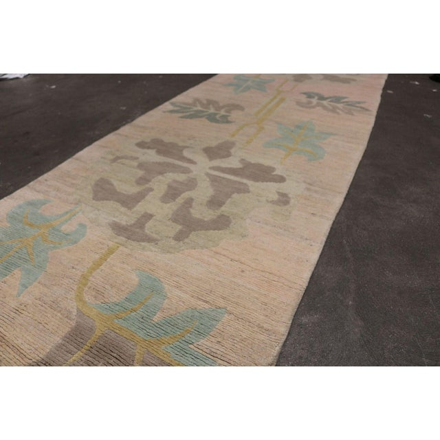 Serene Geometric Runner Rug - 3' X 11' - Image 2 of 6