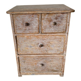 18th Century Swedish Child's Chest For Sale